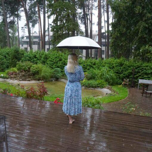 Зонт с гравировкой