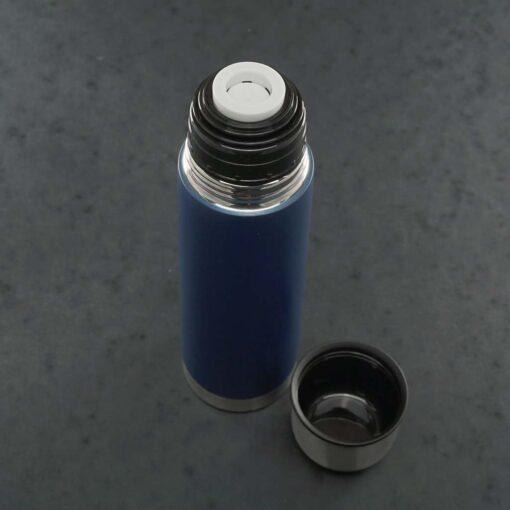 Termoss 500ml. + 2 krūzes ar gravējumu  Blue