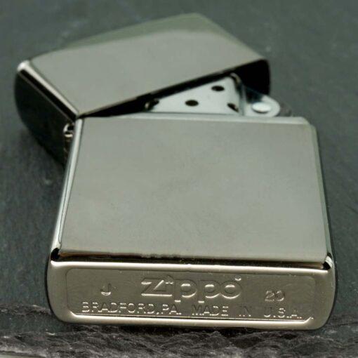 Šķiltava Zippo 150 Black Ice