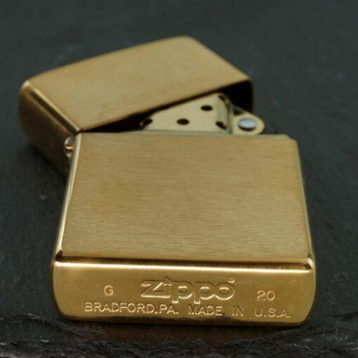 Зажигалка Zippo 204B