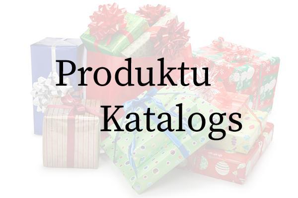 Produktu katalogs